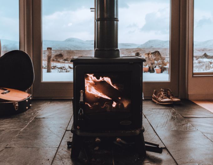 how to start a stove