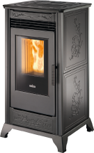 ravellie 80C pellet stove review